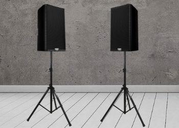 QSC K8.2 Speaker Hire