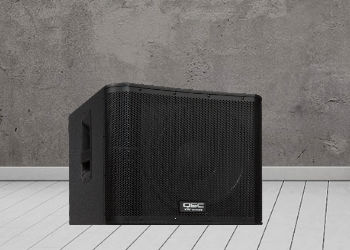 QSC KW181 Bass Speaker Hire